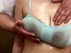 Best Japanese girl in Crazy Big Tits, HD JAV pinch