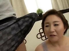 Beautiful Mom Asian fucked