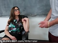 MommyBlowsBest Instructor MILF Wants Younger COCK!