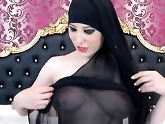 Beauty Arab Teen Webcam Teasing