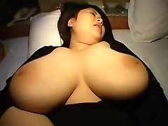 Huge-titted BBW ASIAN NUBIAN