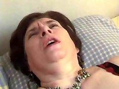 bbw grannie fuck with lesbian