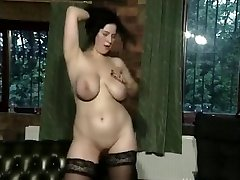 Busty FC stunner plays 01