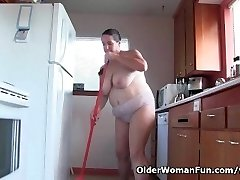 My hottest BBW grannies bevy
