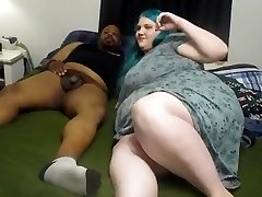 ssbbw making enjoy to new beau …not to be missed
