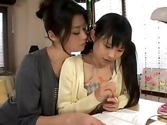 Astonishing xxx movie Lesbian try to watch for only here