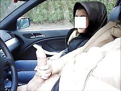 Turkiska hijapp blanda foto 3