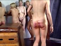 Cranks of Nature 146 Powerful Caning for Ballet Girls