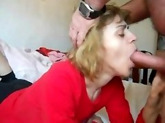 mom in gullet-fuck n cum swallow activity