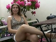 Doll Milf fucked by two Construction Workers