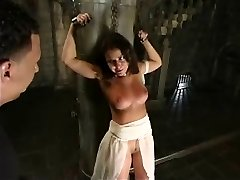 More whipping for a beautiful slave