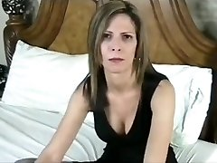 Shameless mature stepmom convinced her stepson to fuck her ass