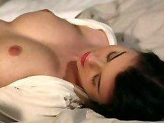 Incredible pornographic stars Lucy Li, Martin in Amazing Medium Tits, Cumshots hardcore scene