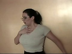 Thick boobs and a slut are the finest massage