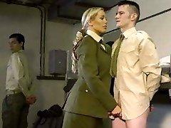 militära kvinnor