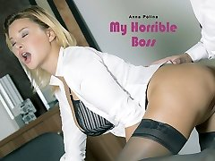 Anna Polina in My Gruesome Boss - OfficeObsession