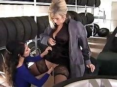Boss Frau Time