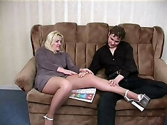 Mature and young trouser snake 44