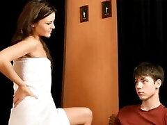 First steps in turning boyfriend bisex cuckold
