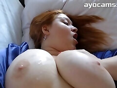 Chubby Big Natural Tits Step Mommy