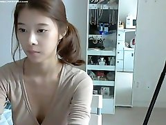 Sexy korean striptease
