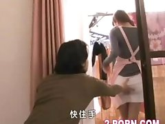 busty kinky wife cheating blowjob