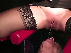 :- FEMDOM FUN DAYS WITH MY SLAVE-: ukmike video