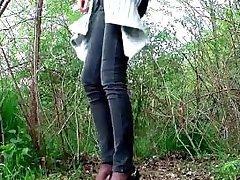 voyeur offentliga flickor kissar 6