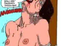 Konstiga Och Onda Bunden Berättelse bdsm bondage dominans slav dominant kvinna