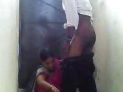 Desi Girl with boy