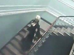 Blonde Whore Having Fun In Her Dungeon