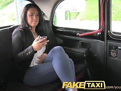 FakeTaxi Suck my cock to the balls or walk