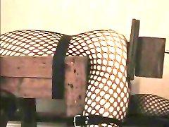 Gigantisk Svart Dildo Maskin