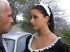 Dirty Maid Takes A Fucking