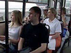 Russian Public fuckfest