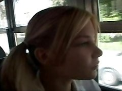 school bus dame