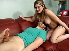 Bisexual Fooled into Queer Handjob and Blowjob