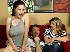 Dad Bangs not Masturbating Daughter-daddi