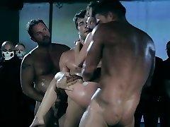 Obscene - XXX porno music video (rough gangbang)