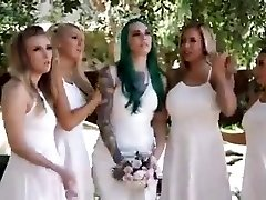 Bridal Party Orgy XXX