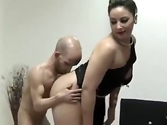Midget smash beauty slut
