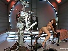 חוטפים את הבחורה הלא נכונה: המכונות לא יכול להמשיך