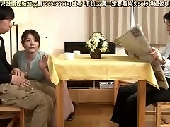 [JAV] Japan TVshow mom+son-in-law