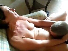 Cuckolding her Stud - Getting her Puss Eaten