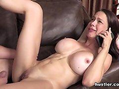 Mckenzie Lee in Cougar Creampie - Hustler