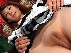 Nasty Amateur video with Asian, Solo vignettes