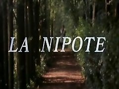 La Nipote (1974) (Italian glamour fam comedy)