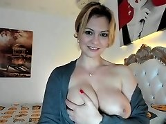 Big Huge Nipples from Railing Dildo Webcam