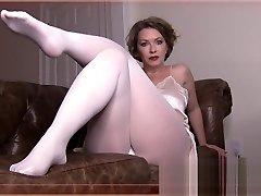 Mistress T Pantyhose Taunt