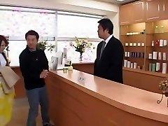 Best Japanese biotch Azusa Ito in Exotic Rubdown, Couple JAV video